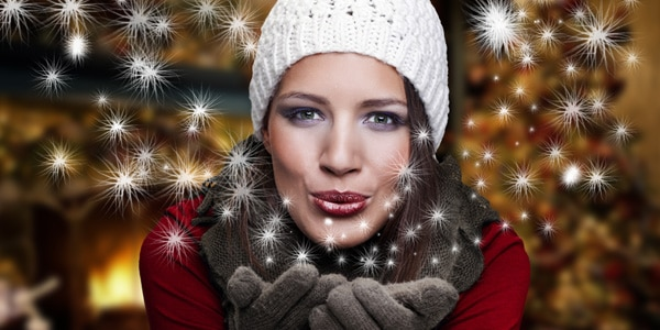 Sparkle at your Christmas party